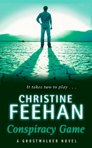 Christine Feehan - Conspiracy Game: The GhostWalkers Series: Book Four (English Edition)