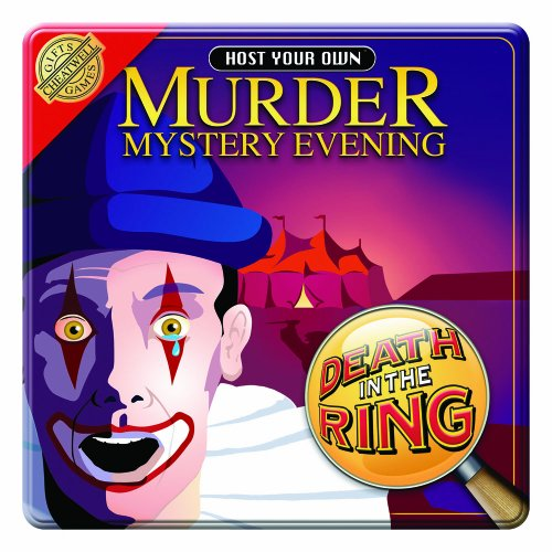 Cheatwell Murder Mystery Boxed Games
