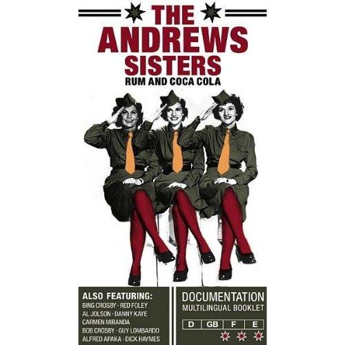 The Andrews Sisters - Rum And Coca-cola - Zortam Music