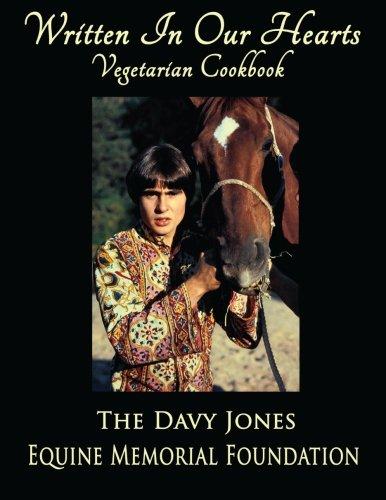Written In Our Hearts: Vegetarian Cookbook