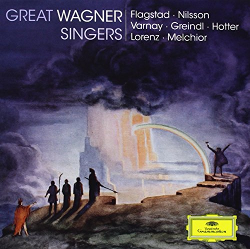 Great Wagner Singers [6 CD] (Wagner Great Operas compare prices)