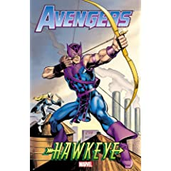 Avengers: Hawkeye TPB by Stan Lee,&#32;Mark Gruenwald,&#32;Roger Stern and Steven Grant