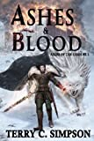 img - for Ashes and Blood (Aegis of the Gods Book 2) book / textbook / text book