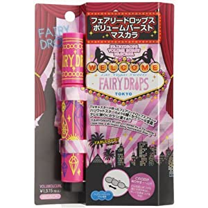 FAIRYDROPS Volume Burst Mascara