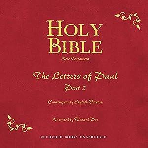 Holy Bible, Volume 28 Audiobook