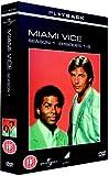 Miami Vice - Season 1 Episodes 1 - 8 [DVD]