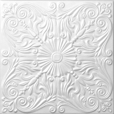 Foam Decorative Ceiling Tile - Astana 50cm x 50cm (~20