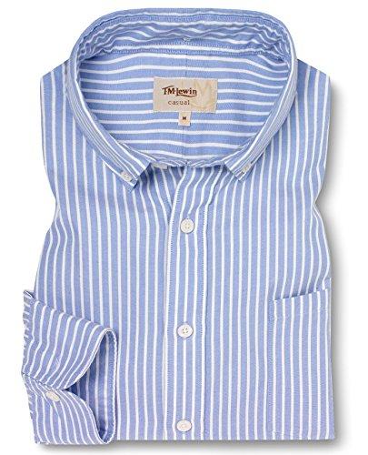 tmlewin-herren-original-fit-gestreiftes-oxford-freizeithemd-blau-large