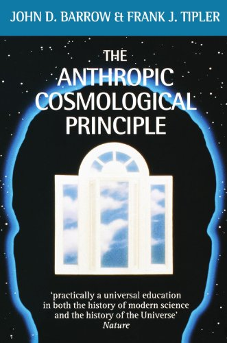 a paper on the anthropic principle The paper implies that the anthropic claim that we observe things the way they are because otherwise we wouldn't be here to see them should take a back seat to the search for fundamental.