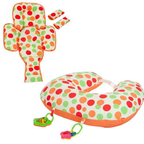 Clevamama Clevacushion Nursing Pillow