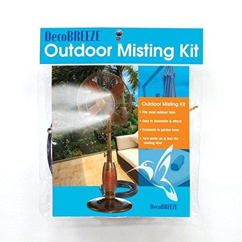 Garden Misting Kits : Deco breeze dbf outdoor misting kit new ebay