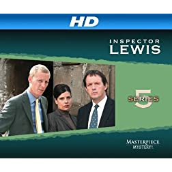 Masterpiece: Inspector Lewis Season 5 [HD]