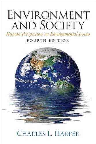 Environment and Society (4th Edition)