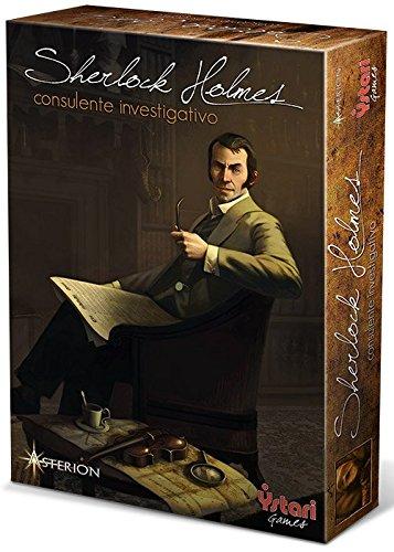 Asterion 8550 - Sherlock Holmes Consulente Investigativo, Edizione Italiana