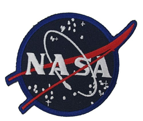NASA Vector Official Insignia Patch