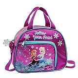 Disney Elsa & Anna Frozen Neceser Bandolera, Color Rosa, 4.37 Litros
