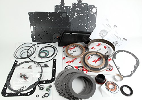 Ford 4R100 Transmission Master Rebuild Kit 1998 Up - 4x4 (Transmission Rebuild Kit Ford compare prices)