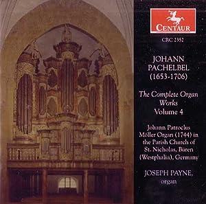 Complete Organ Works 4