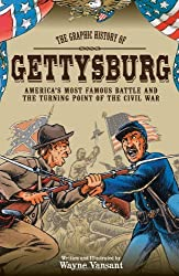 Gettysburg: The Graphic History of America's Most Famous Battle and the Turning Point of The Civil War (Zenith Graphic Histories)