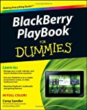 Corey Sandler BlackBerry PlayBook For Dummies