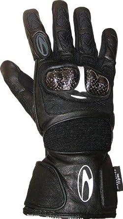 Richa Atlantique Hommes Moto Gant Noir