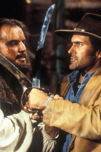 bruce-campbell-in-adventures-of-brisco-counry-jr-sword-fight-24x36inch-60x91cm-poster