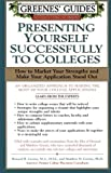 img - for Greenes' Guide to Educational Planning: Presenting Yourself Successfully To Colleges book / textbook / text book