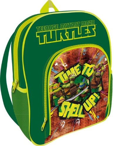 Teenage Mutant Ninja Turtles 'Time To Shell Up' Backpack