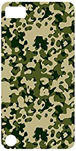 Military Camouflage Back Cover Case for Apple iPod Touch 5