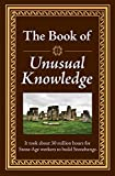 img - for The Book of Unusual Knowledge book / textbook / text book