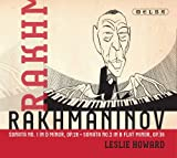 echange, troc  - Leslie Howard Interprète Rachmaninov