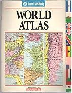 Rand McNally World Atlas presented by…