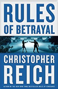 "Cover of ""Rules of Betrayal"""