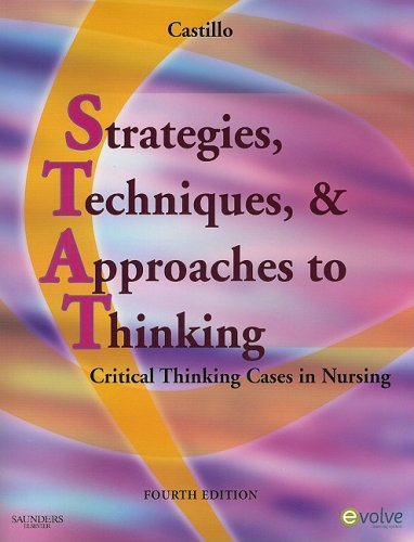 Strategies, Techniques, & Approaches to Thinking:...