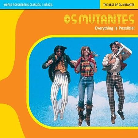 Tropicalia 60's (Caetano Veloso, Os Mutantes, Gilberto Gil, Gal Costa etc) 51Lq8kGrQiL._SY450_