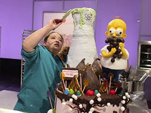 Amazon Com Cake Wars Season 1 Episode 1 Quot The Simpsons