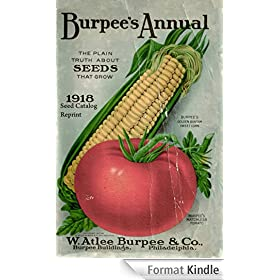 Burpee's Annual 1918 Seed Catalog Reprint (English Edition)