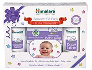Himalaya Herbals Babycare Gift Box (Oil, Soap and Lotion)