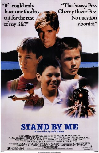 Stand By Me - Movie Poster - 11 x 17