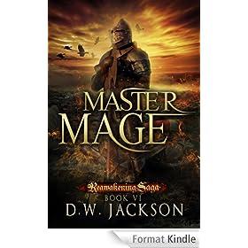 Master Mage (Reawakening Saga Book 6) (English Edition)