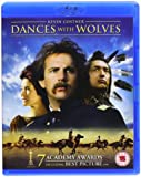 Dances With Wolves [Blu-ray] [1990] [Region Free]