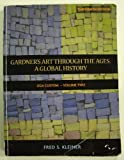 Gardner's Art Through the Ages: A Global History (UGA Custom, Thirteenth Edition, Volume Two) (0495662526) by Fred S. Kleiner