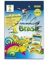 1 Album + 25 Stickers + 1 Carte du Supporter Coupe Du Monde