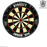 DYNASTY ハードダーツボード EMBLEM King 「Type-N」 スタンダードカラー