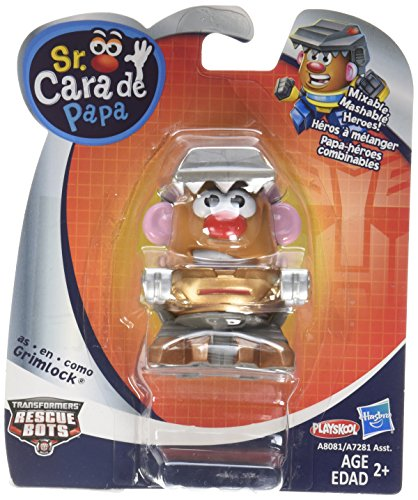 Playskool Mr. Potato Head Transformers Mixable Mashable Heroes As Grimlock