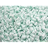 Pratt PRA3266040 Anti-Static Packing Peanuts, 14 Cubic Feet/ Bag
