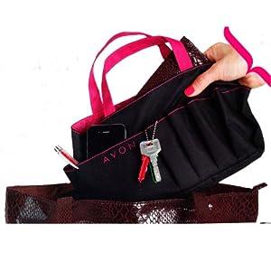 Handtaschen Organizer Tasche in Tasche Handtasche bag in bag switchbag von Avon