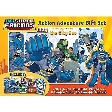 Sterling DC Comics Super Friends Action Adventure Kit
