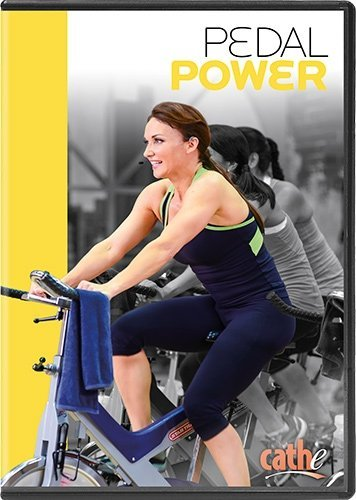 Cathe Friedrich's Pedal Power (Cycle Dvd Workout compare prices)
