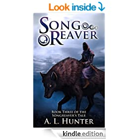 Songreaver (The Songreaver's Tale Book 3)